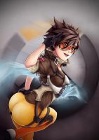 Tracer by Huksly