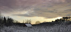 On a wintersday by HegeKristin25