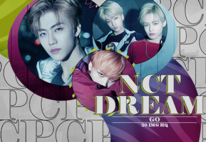 412| NCT DREAM (GO) PHOTOPACK by CloudPhotopacks
