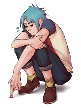 2D by Prelude1964