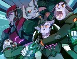 Galra Gang by Mythorie