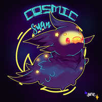 [CLOSED] Flatsale | Cosmic Swan - Pacadvent by Alfonshots
