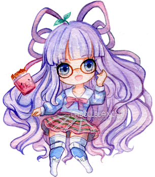 c: Yuyo by LaDollBlanche