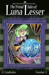 Luna Lesser #3 working cover by trivialtales