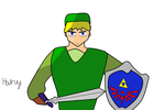 Adult Link Version by Shyguy-C4beludo