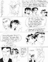 Roommates 32 - Shorter by AsheRhyder
