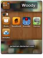 Woody Folder iOS 4 by JackieTran
