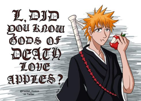 Bleach Note 2016 by Erk-kun