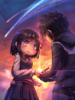 Your Name by Porforever
