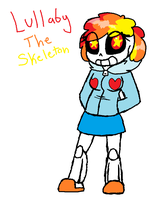 Lullaby the skeleton by synnibear03