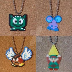 Necklace Collection 2 by Brainader
