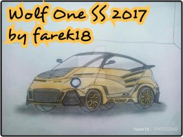 IMG #094 Wolf One SS 2017 01 by farek18