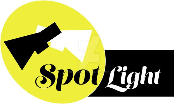 Spot Light Logo by RopeBone