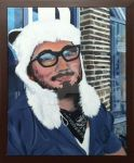 Voltaire in His Panda Hat by wonderlandalli