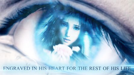 Engraved In His Heart... by MinasPassion