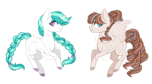 ADOPTABLES (CLOSED) by Amazing-ArtSong