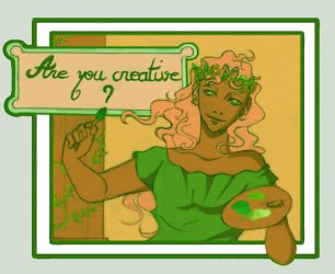 Are you creative? 2 by Mlle-Airas