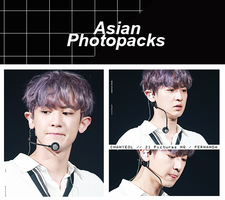 Photopack 1652 // ChanYeol (EXO) by xAsianPhotopacks