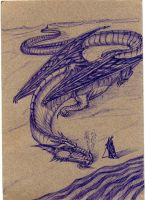 Dragon and the sorcerer by dietrich-r