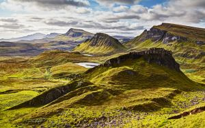 Sartle - Isle of Skye by nicoam