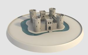 Crooked castle - wip by cr8g