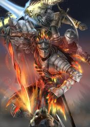Defenders of the Flame by LazyRemnant