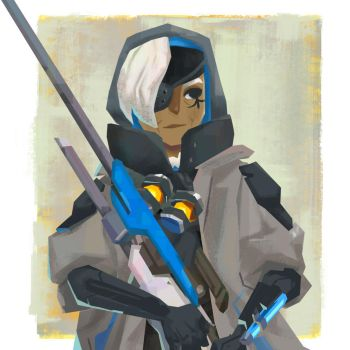 Ana by coifishu