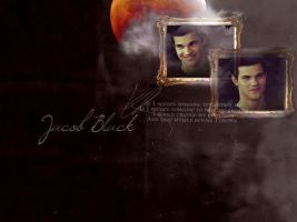 Jacob Black Wall by TheMocnster