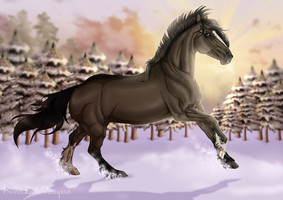 Winters Bane (completed YHH) by SweetLittleVampire