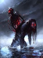 Zombies in water by dekades8