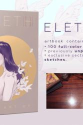 Artbook announcement - update! by eleth-art