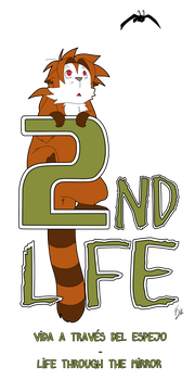 2nd Life LOGO by EVANGELION-02