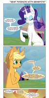 Best Friends With Benefits by DeusExEquus