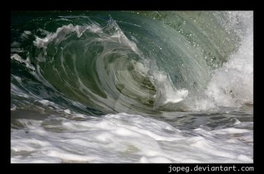 20ft wave by jopeg