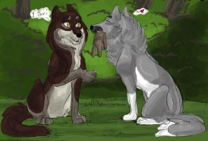 A Gentleman Among Wolves by DodgerMD