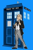 the first Doctor by AlanSchell