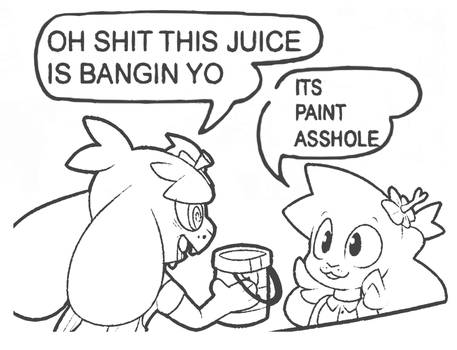 Paint by Pupom