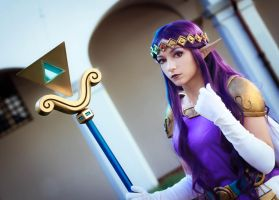 Princess Hilda - A Link Between Worlds by Flying4Freedom