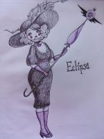 Eclipsa The Queen of Darkness by Iranea
