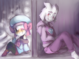 Knock Knock by thegreatrouge