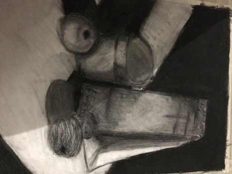 Still life drawing! by Geeky45
