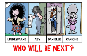 Who Will Be Next? by CCB-18
