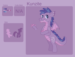 Kunzite Ref Sheet by srbarker