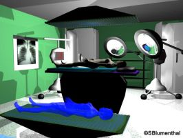 Operating Room by ginkin99