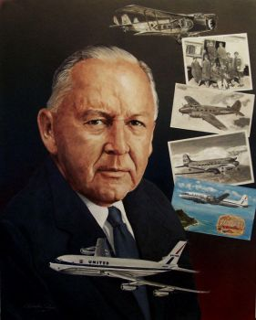 William Patterson Pres., CEO by Paluso4art