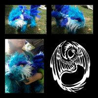 Ariithae - Handmade OOAK Poseable Creature - SOLD by SonsationalCreations