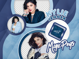 PACK PNG 718| KYLIE JENNER by MAGIC-PNGS