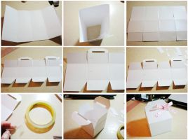 tutorial on making little box by BX211