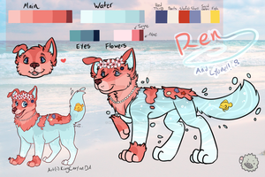 Ren Ref by MonsterMeds