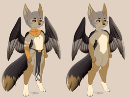 ::OC:: Chacal by ThaisMotosuwa